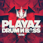 VARIOUS - Playaz Drum & Bass 2016 (Front Cover)