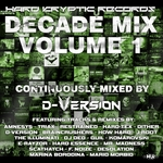 Hard Kryptic Records Decade Mix Vol 1 (unmixed tracks)