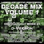 Hard Kryptic Records Decade Mix Vol 1 (unmixed tracks)