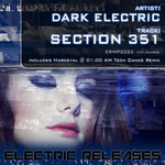 DARK ELECTRIC - Section 351 (Front Cover)