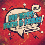 Mid Tempo Beats & Breaks 2 (Sample Pack WAV/APPLE/LIVE/REASON)