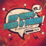 Mid Tempo Beats & Breaks 2 (Sample Pack WAV/APPLE/LIVE/REASON)