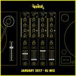 Nervous January 2017: DJ Mix