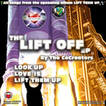 THE COCREATORS - The Lift Off EP (Front Cover)