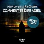 Comment Te Dire Adieu (Remix Pack)