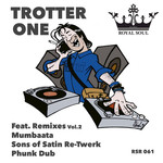 TROTTER - One (Remixes Vol 2) (Front Cover)
