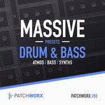 Patchworx 88: Drum And Bass (Sample Pack Massive Presets/MIDI/WAV)