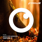 NEED FOR MIRRORS - Vantage EP (Front Cover)