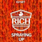 Spraying Up