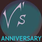 V's Edits 5th Anniversary (unmixed tracks)