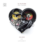 DJ PLATURN - In Love (Front Cover)