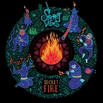 SECRET VIBES - Secret Fire (Front Cover)