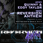 QUINNY & EDDY TAYLOR - Reversion Anthem (Front Cover)