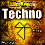 We Love Techno Present: Records54 Vol 1.0