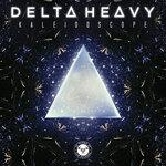 DELTA HEAVY - Kaleidoscope (Front Cover)