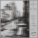 A BRASS K DA BASS - I Don't Need To Have A Name (Front Cover)