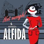 ALFIDA - Not Enough (Front Cover)