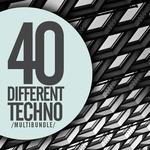 40 Different Techno Multibundle