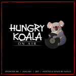 Hungry Koala On Air 001 (unmixed tracks)