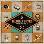 ILLBILLY HITEC feat KINETICAL - Rude Boy Talk (Front Cover)