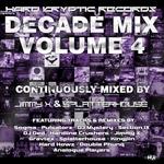 Hard Kryptic Records Decade Mix Vol 4 (unmixed tracks)