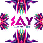 VARIOUS - SAY (Soca All Year) 2017 (Front Cover)