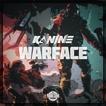 KANINE - Warface (Front Cover)