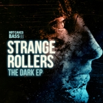 STRANGE ROLLERS - The Dark (Front Cover)