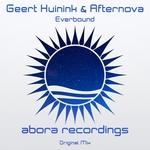 GEERT HUININK & AFTERNOVA - Everbound (Front Cover)