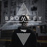 BROMLEY feat DREAD MC/GROVE - Burn Down (remixes) (Front Cover)