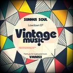 SUNNER SOUL - Lowdown EP (Front Cover)