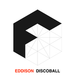 EDDISON - Discoball (Front Cover)