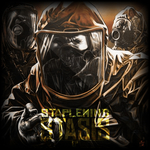 STAPLEMIND - Stasis (Front Cover)