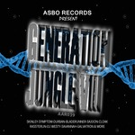 VARIOUS - Generation Jungle Vol 3 (Front Cover)