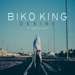 BIKO KING - Desire (Front Cover)