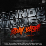VARIOUS - Sandy Warez Bday Bash Sampler 2017 (Front Cover)