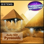 ANDY BSK - Pyramids EP (Front Cover)