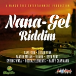VARIOUS - Nana - Gel Riddim (Front Cover)