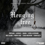 VARIOUS - Henging Tree Riddim (Front Cover)