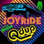 QDUP - Joyride (Front Cover)
