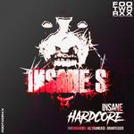 INSANE S - Insane Hardcore (Back Cover)