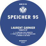 LAURENT GARNIER - Speicher 95 - Tribute EP (Front Cover)