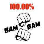 BAM BAM 100
