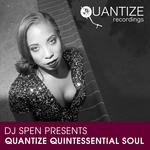VARIOUS - Quantize Quintessential Soul (Front Cover)