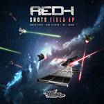 RED I - Shots Fired (Front Cover)