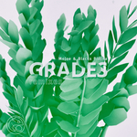 MOJOE & BLACKS BLACKA - Grades (Front Cover)