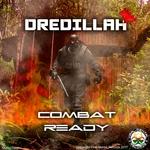 DREDILLAH - Combat Ready (Front Cover)