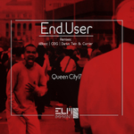 END.USER - Queen City 17 (Front Cover)