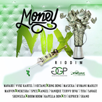 VARIOUS - Money Mix Riddim (Front Cover)