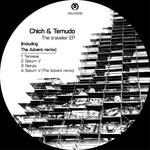 CHICH & TEMUDO - The Traveler EP (Front Cover)